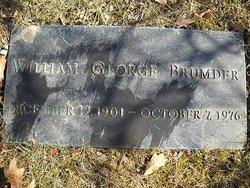 William George Brumder