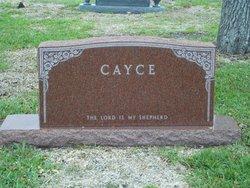 Rollin Temple Cayce