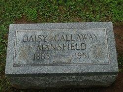 Daisy <i>Callaway</i> Mansfield