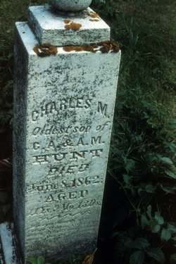 Charles M Hunt