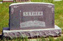 Aneta C Nettie <i>Leen</i> Sether