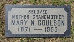 Mary Ida <i>Nash</i> Coulson