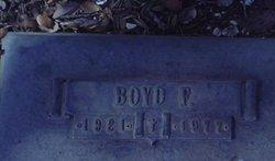 Boyd Franklin Perry