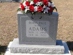 Boris Paul Bobo Adams