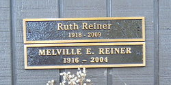 Melville Edward Reiner