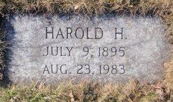 Harold Hetzel Harned
