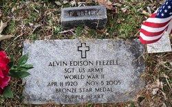 Alvin Edison Feezell