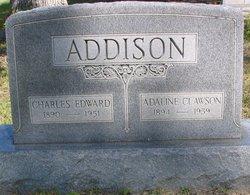 Adaline <i>Clawson</i> Addison