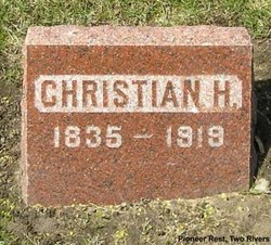Christian Heinrich Johannes