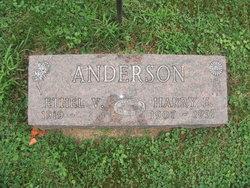 Ethel V. <i>Dahlberg</i> Anderson