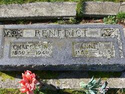 Annie Louisa <i>Sherman</i> Benedict