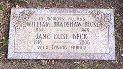 William Bradshaw Beck