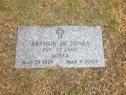 Arthur Twinkle Jones, Jr