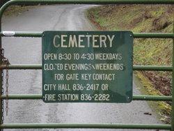 East Drain Cemetery