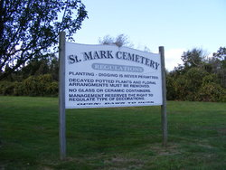 Saint Mark Cemetery