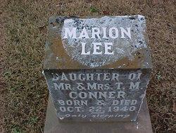 Marion Lee Conner