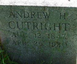 Andrew Henley Cutright