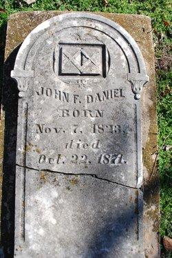 John F. Daniel