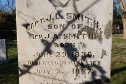 Capt John Lafayette Smith
