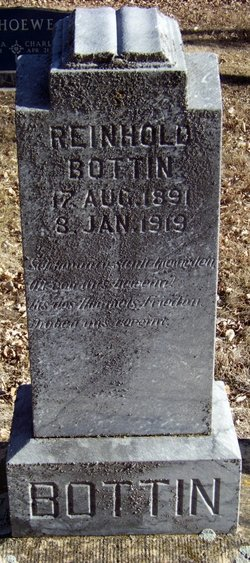 Reinhold Bottin