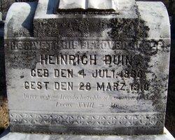 Heinrich Duin
