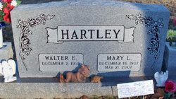Mary Louise <i>Sanders</i> Hartley