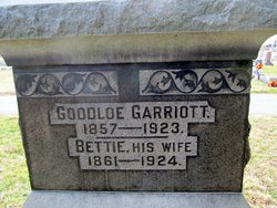 Bettie Garriott
