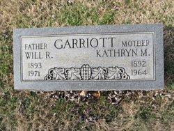 Kathryn May <i>Maxfield</i> Garriott