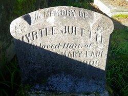 Myrtle Julette Lane