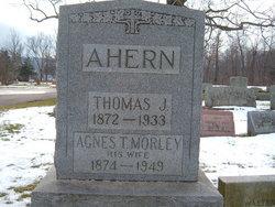 Agnes T. <i>Morley</i> Ahern