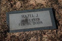 Hazel Jean <i>Womack</i> Stewart