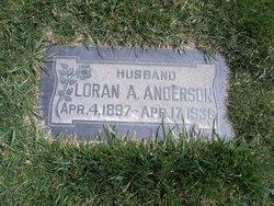 Loran Alfred Anderson