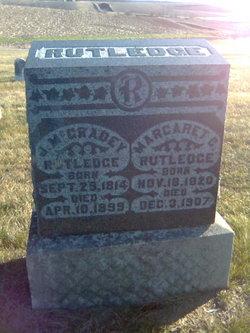 James <i>McGradey</i> Rutledge