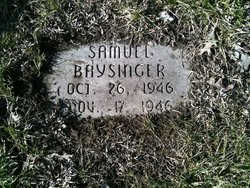 Samuel Baysinger