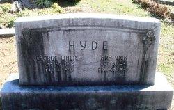 George Walter Hyde