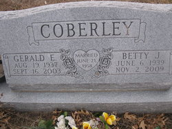 Betty Jane <i>Graves</i> Coberley