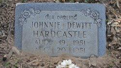 Johnnie Dewitt Hardcastle