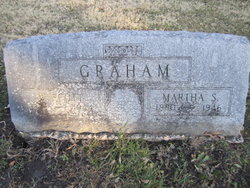 Martha Jane Mattie <i>Shannon</i> Graham