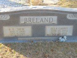 Ella Louise <i>Garris</i> Breland