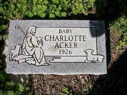 Charlotte Acker