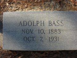 Adolph Baum Bass