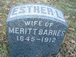 Esther L Barnes