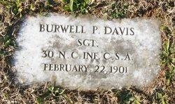 Sgt Burwell Pitchford Davis
