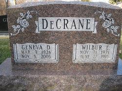Geneva D. <i>Horton</i> DeCrane