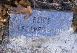 Alice Leatherwood