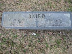 Bruce Minear Baird