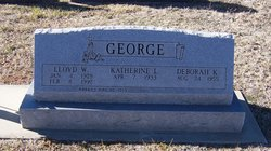 Lloyd W. George