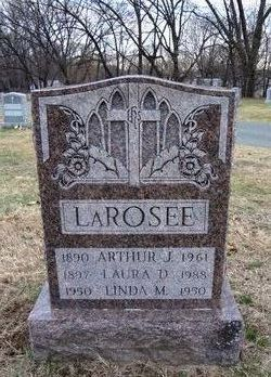 Aurora Deneige Laura <i>Allie</i> LaRosee