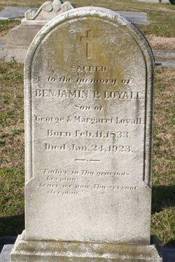 Benjamin Pollard Loyall