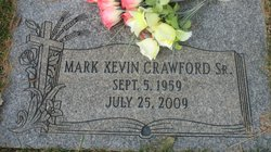 Mark Kevin Crawford, Sr